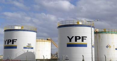 Аргентинская нефтегазовая корпорация YPF