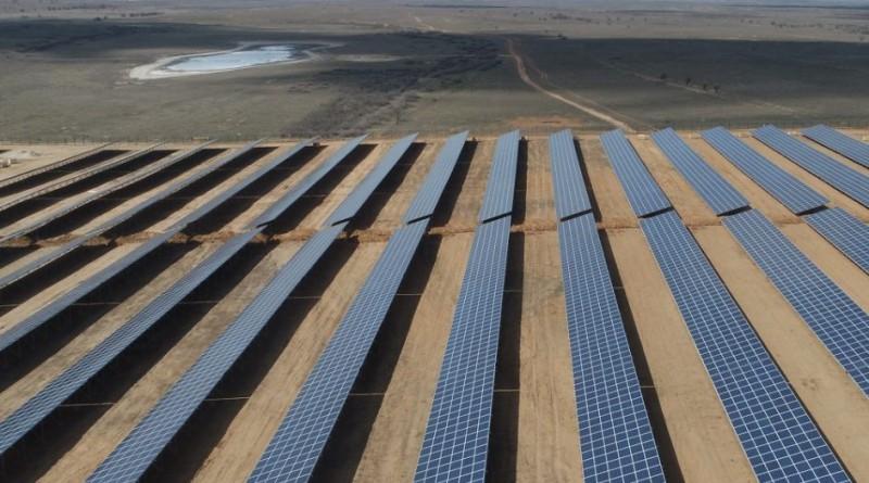 солнечная электростанция