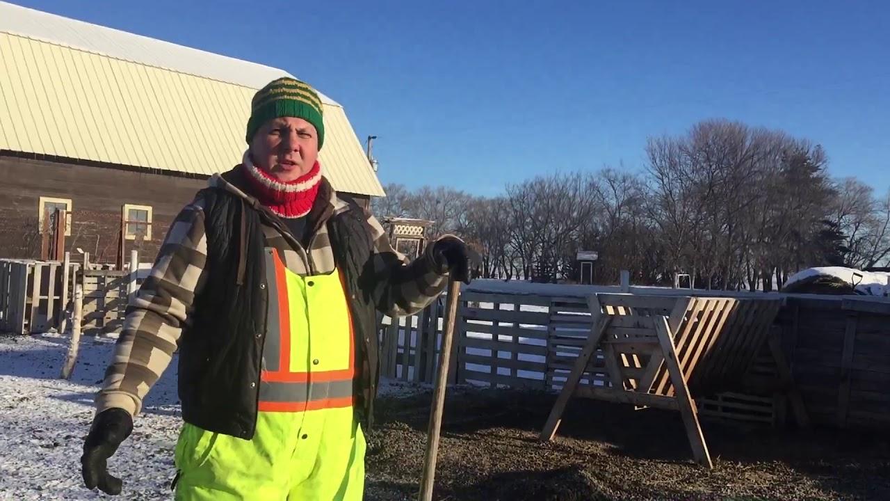 Канадский фермер использует энергию солнца в качестве топлива для сельхоз техники