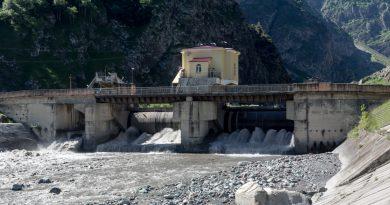 РусГидро приступает к комплексной модернизации крупнейшей ГЭС Северной Осетии