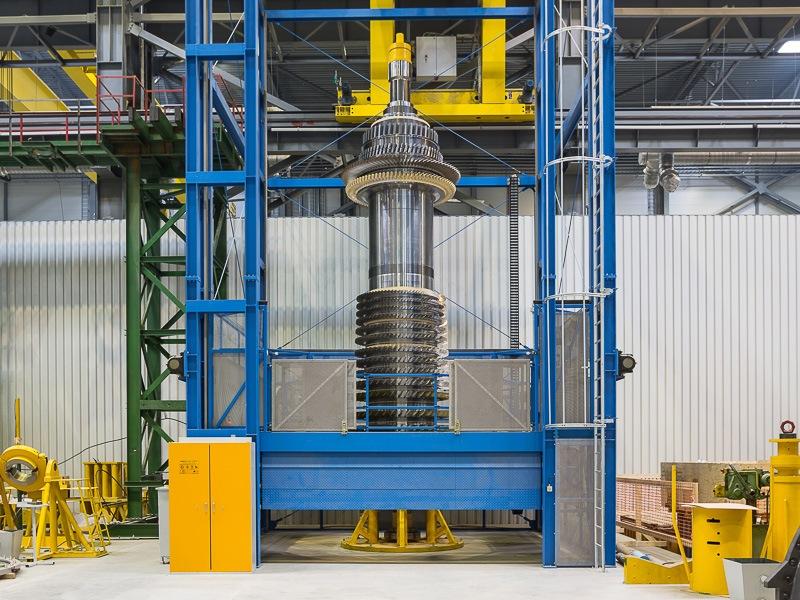 Siemens изучает возможность ускорения локализации производства газовых турбин в России