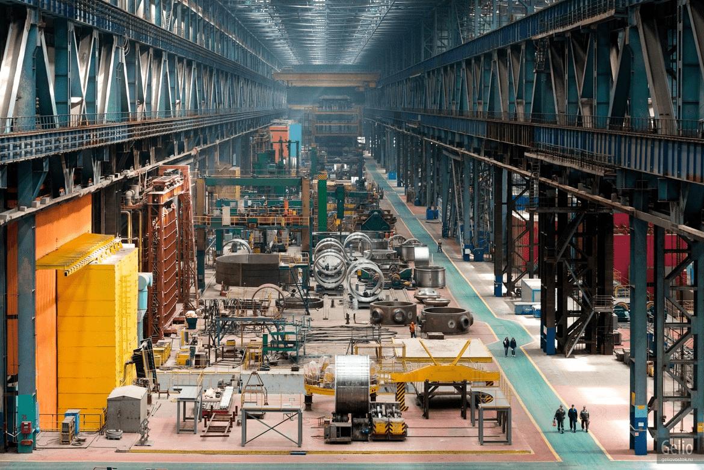 Портфель заказов «Атомэнергомаша» в 2018 году превысил 623 млрд рублей
