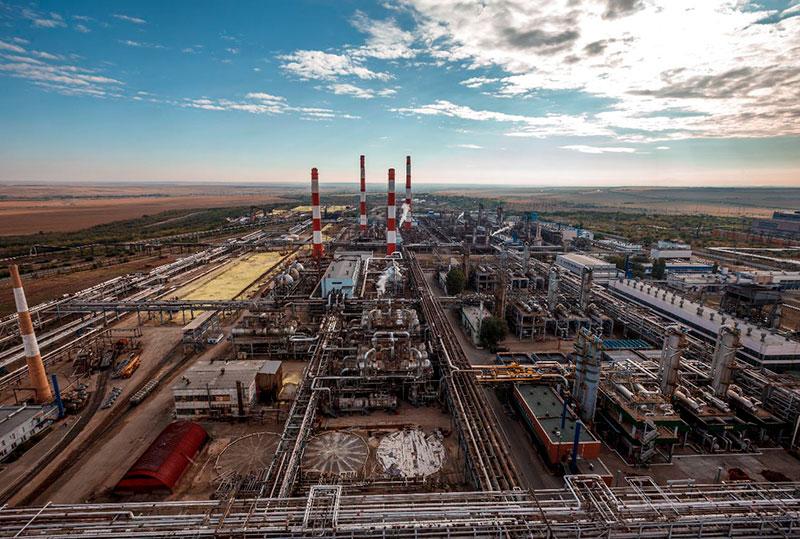 СИБУР сузил до 4-х круг лицензиаров по Амурскому газохимическому комплексу (АГХК)