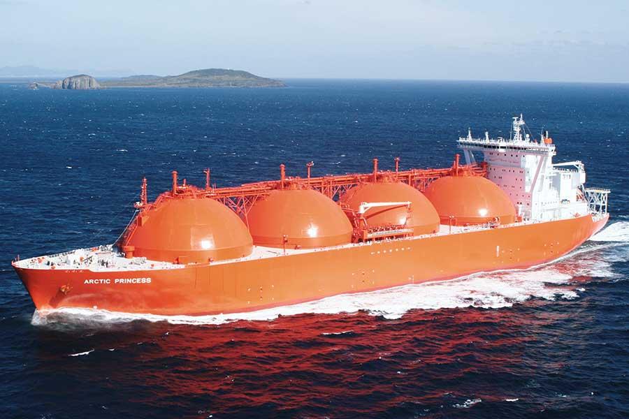 Shell ожидает роста мирового спроса на сжиженный природный газ в 2020 году на 20% – до 384 млн тонн