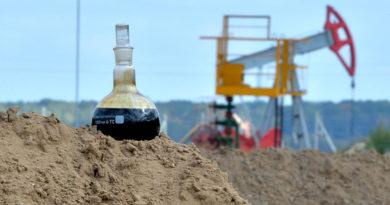 Российская Федерация в среднем производит 10,93 млн баррелей нефти (показатели за январь)
