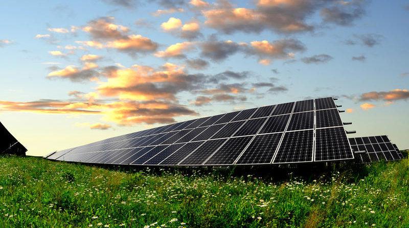 Никопольская СЭС начала генерацию «зеленой» электроэнергии