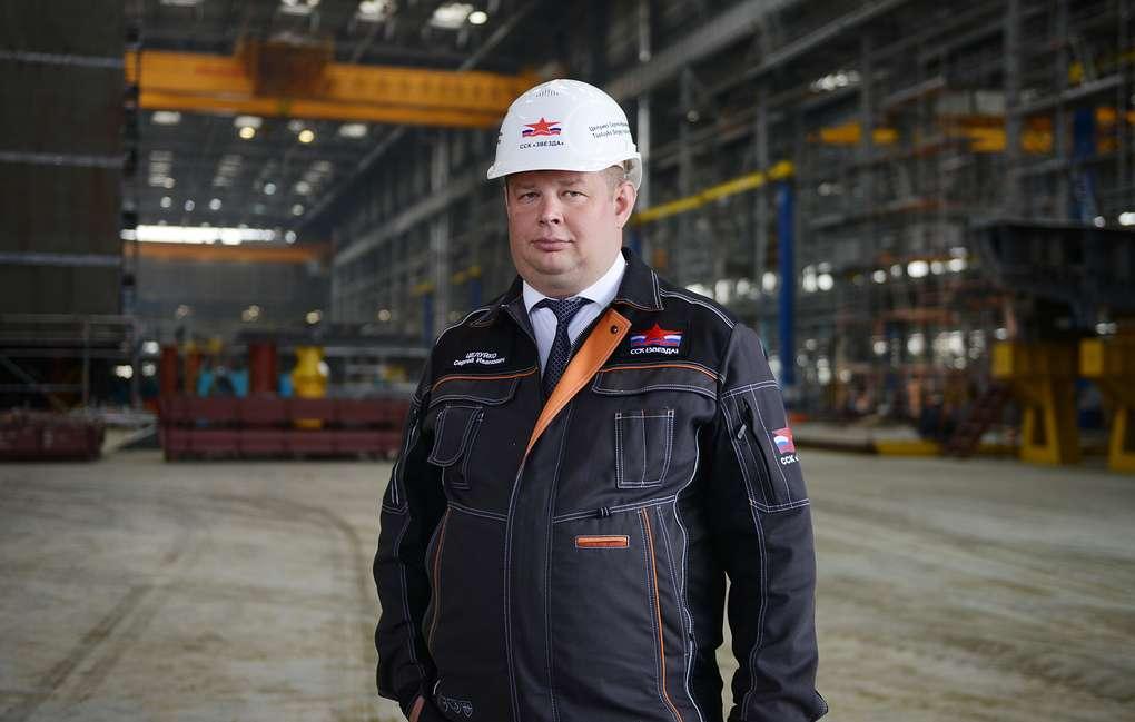 """Гендиректор """"Звезды"""": начнем строить новый атомный ледокол """"Лидер"""" в 2020 году"""
