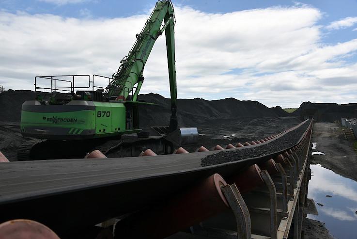 Строительство крупнейшего в России угольного конвейера на Сахалине начнется в конце этого года