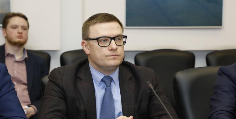 Алексей Текслер провёл заседание Программного комитета ARWE-2019