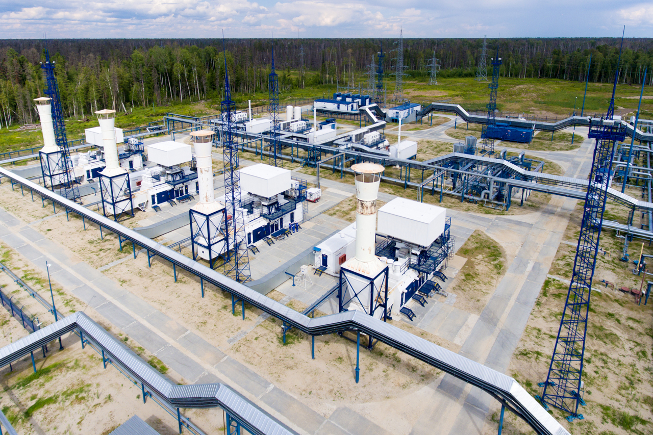 «Газпромнефть-Восток» развивает газотранспортную инфраструктуру активов