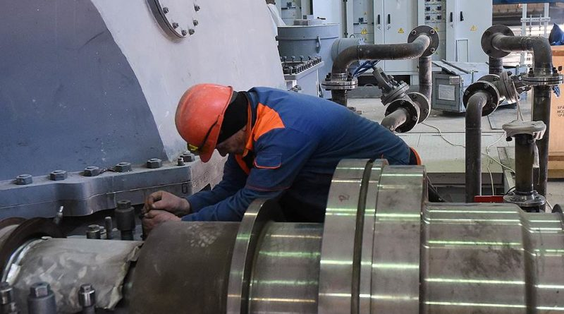 Разрешить использования иностранного оборудования для модернизации ТЭС -предложило Минэкономики .