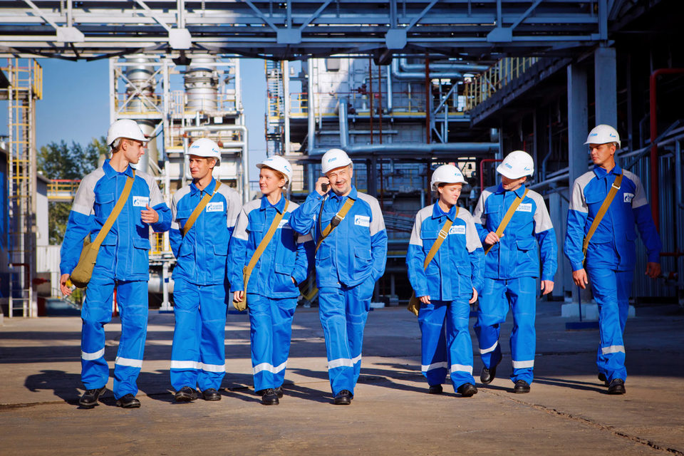 «Газпром» в начале 2019 года увеличил на треть поставки газа в Австрию