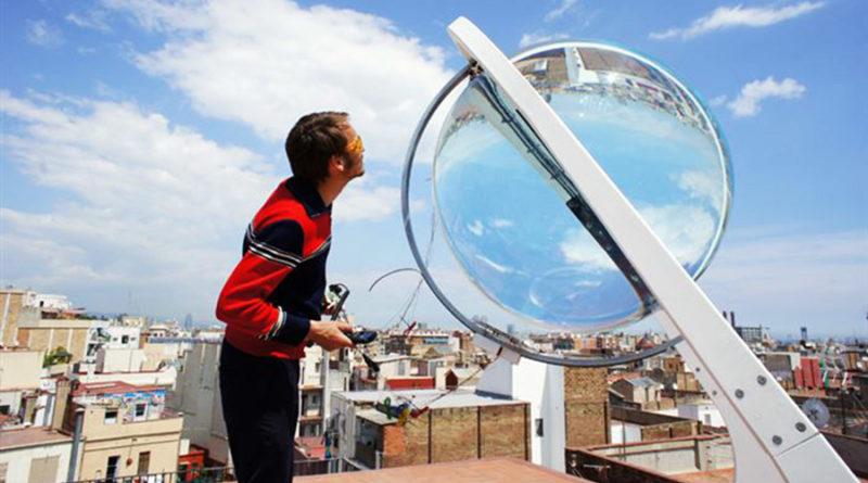 Новый подход к солнечной энергетике.