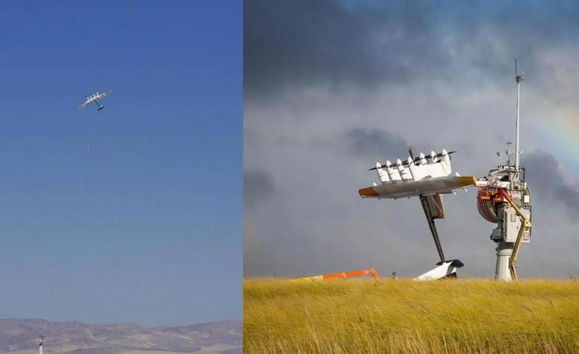 Летающие ветряки Makani от Alphabet теперь будет спонсировать и Shell