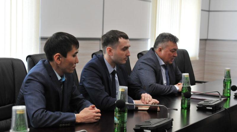 Министр топлива и энергетики Республики Тыва посетил с рабочим визитом Красноярское РДУ
