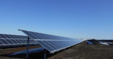 В Оренбургской области заработала новая солнечная электростанция мощностью 30 МВт - новости энергетики на ЭНЕРГОСМИ.РУ
