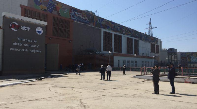 На Шардаринской ГЭС в Казахстане запущен второй гидроагрегат
