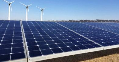 Официальное открытие введенной в эксплуатацию солнечной электростанции «Гульшат» мощностью 40 МВт в Карагандинской области