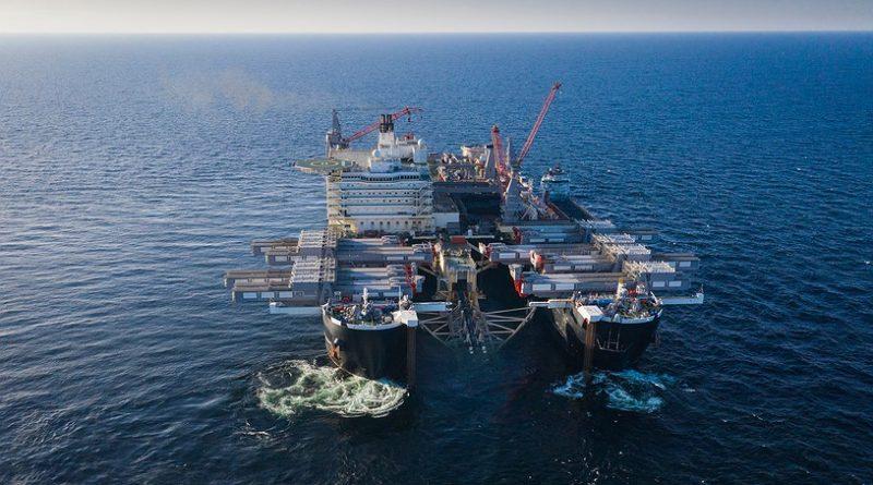 Компания Nord Stream 2 подаёт третью заявку в Дании, несмотря на юридическую неопределённость