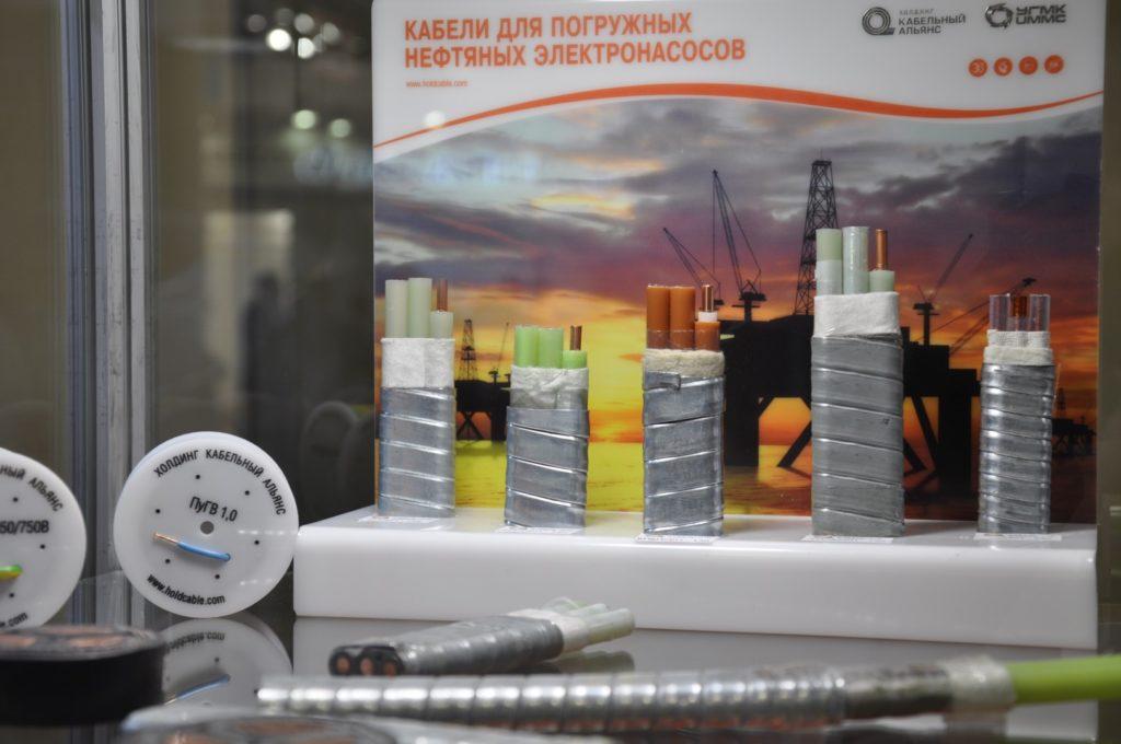 Кабель для погружных нефтяных электронасосов. Кабельный альянс. ЭЛЕКТРО-2019, НЕФТЕГАЗ-2019 (ELECTRO-2019 NEFTEGAZ-2019) ENERGOSMI.RU