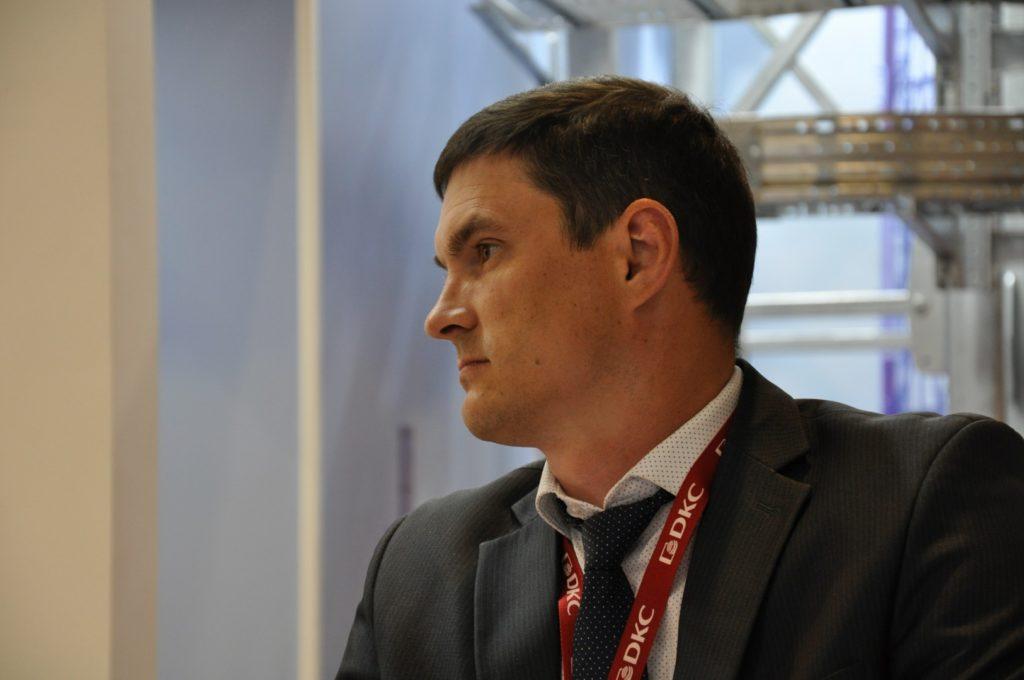 Представители DKC на выставке ЭЛЕКТРО-2019, НЕФТЕГАЗ-2019 (ELECTRO-2019 NEFTEGAZ-2019) ENERGOSMI.RU