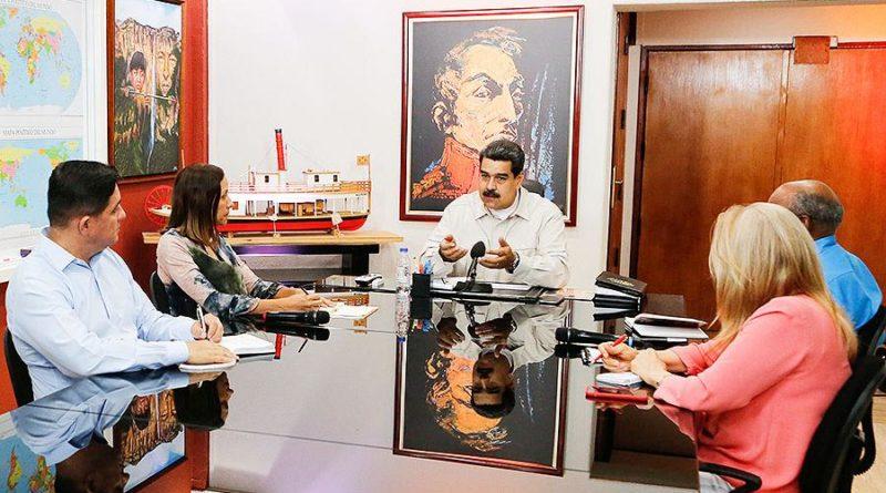 МИР Мадуро назначил нового министра энергетики Венесуэлы