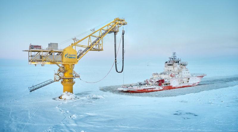 «Газпром нефть» внедрила первую в мире цифровую систему управления логистикой в Арктике - новости энергетики нефти и газа на ЭНЕРГОСМИ.РУ