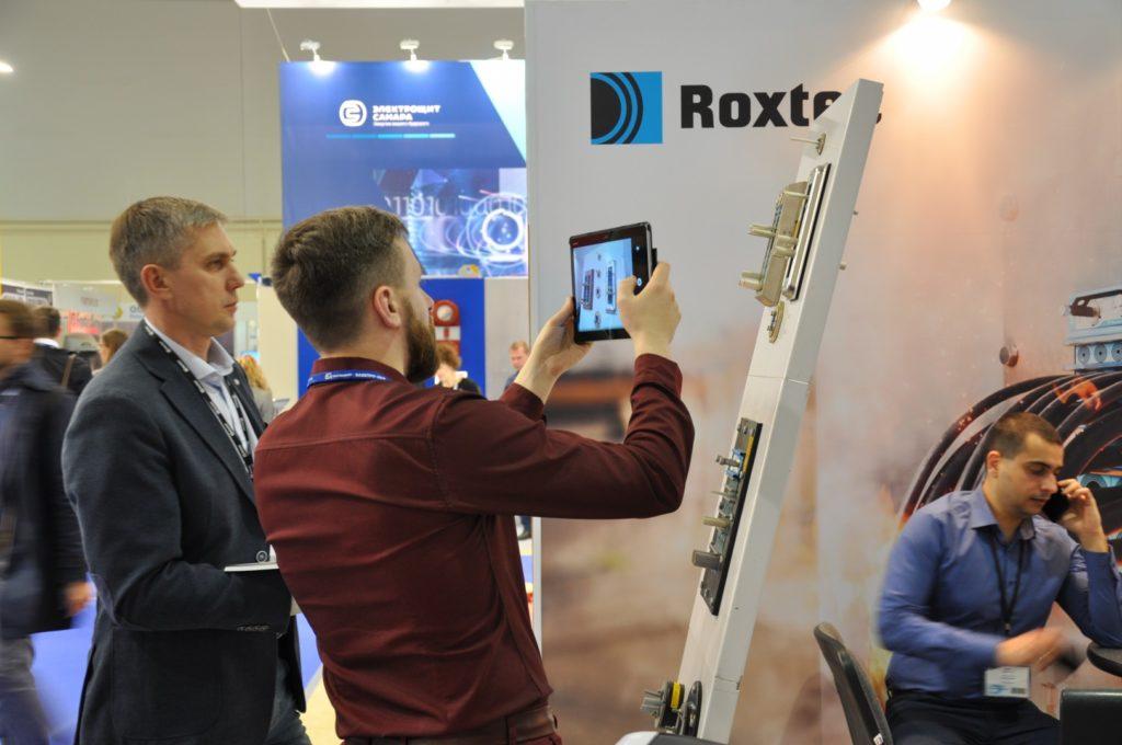 Roxtec ЭЛЕКТРО-2019, НЕФТЕГАЗ-2019 (ELECTRO-2019 NEFTEGAZ-2019) ENERGOSMI.RU