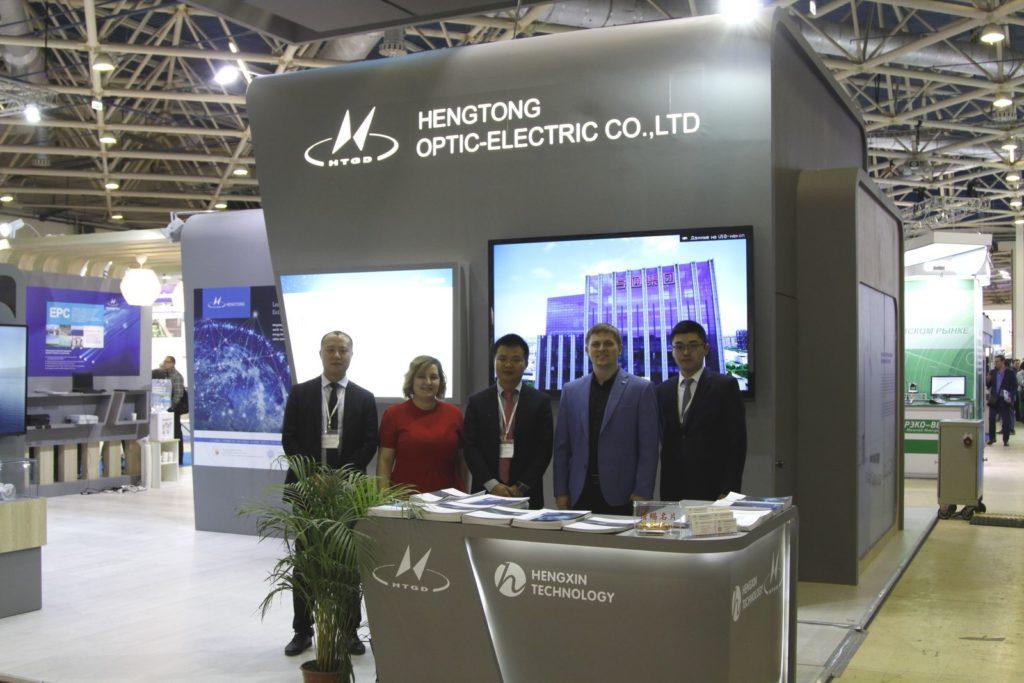 HENGTONG OPTIC-ELECTRIC СВЯЗЬ-2019 (SVYAZ-2019) RusCable.Ru ENERGOSMI.RU