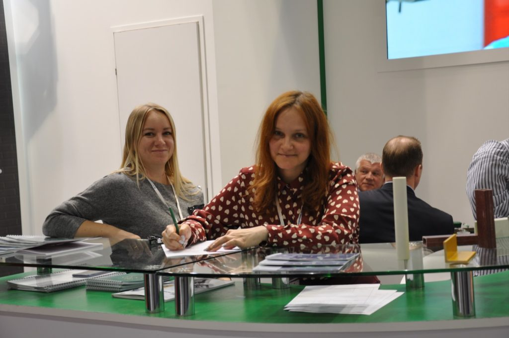 Сотрудники Татнефть на выставке ЭЛЕКТРО-2019, НЕФТЕГАЗ-2019 (ELECTRO-2019 NEFTEGAZ-2019) ENERGOSMI.RU
