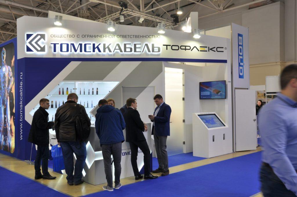 ТОМСКАБЕЛЬ на выставке ЭЛЕКТРО-2019, НЕФТЕГАЗ-2019 (ELECTRO-2019 NEFTEGAZ-2019) ENERGOSMI.RU