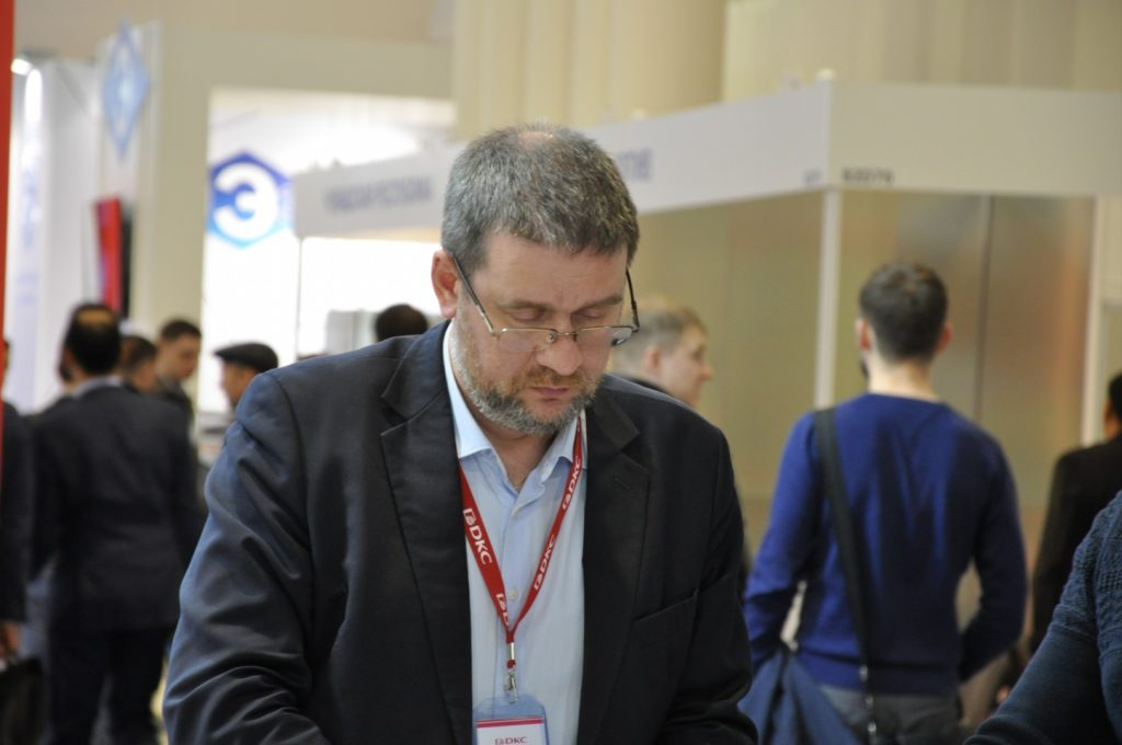 DKС на выставке ЭЛЕКТРО-2019, НЕФТЕГАЗ-2019 (ELECTRO-2019 NEFTEGAZ-2019) ENERGOSMI.RU