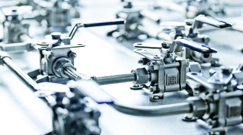 Как изолировать промышленные трубопроводные системы при помощи запорных клапанов