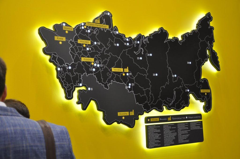 Представительство Горэлтех в разных регионах России ЭЛЕКТРО-2019, НЕФТЕГАЗ-2019 (ELECTRO-2019 NEFTEGAZ-2019) ENERGOSMI.RU