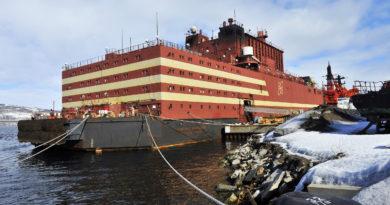 Плавучий энергоблок «Академик Ломоносов» готов к началу эксплуатации