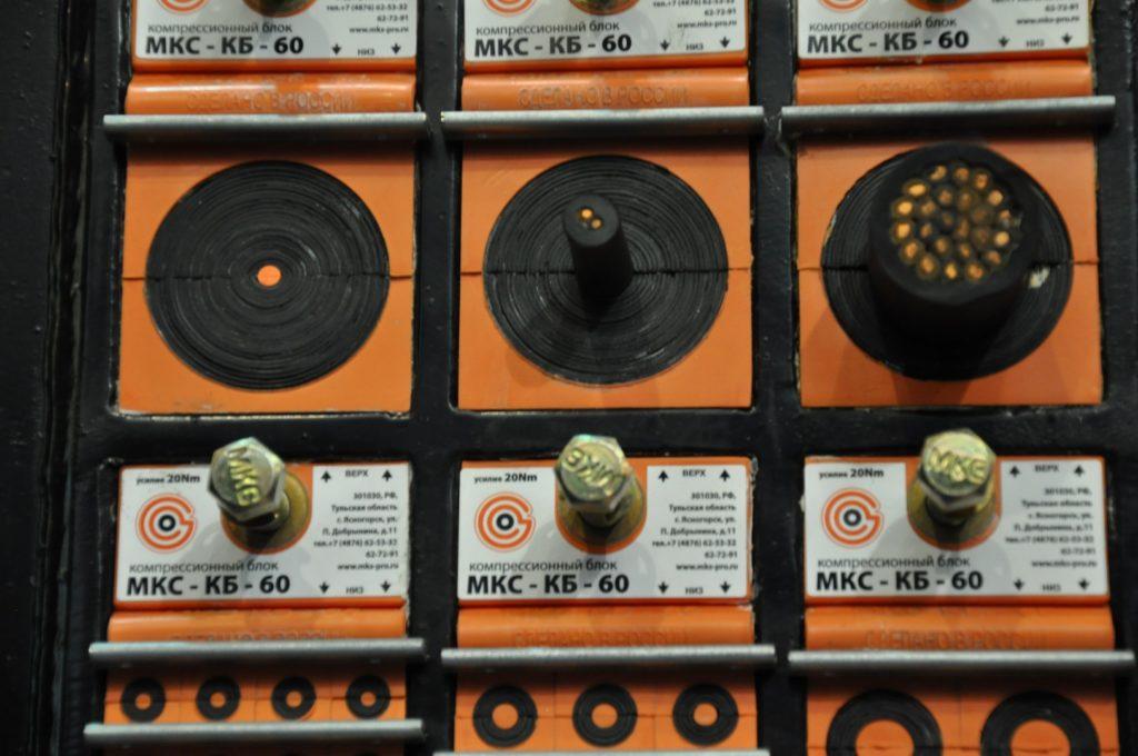 Компрессионный блок  ЭЛЕКТРО-2019, НЕФТЕГАЗ-2019 (ELECTRO-2019 NEFTEGAZ-2019) ENERGOSMI.RU