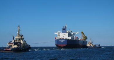 Коммерческий флот компании «Сахалин Энерджи» пополнился новым танкером Zaliv Baikal