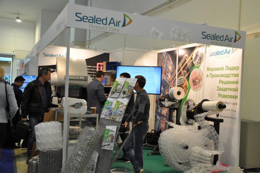 Sealed Air. Производство защитной упаковки.  ЭЛЕКТРО-2019, НЕФТЕГАЗ-2019 (ELECTRO-2019 NEFTEGAZ-2019) ENERGOSMI.RU