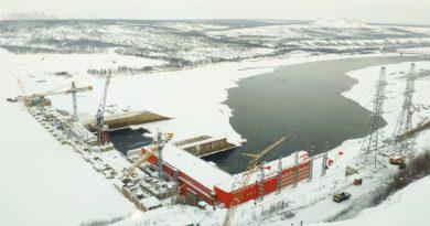 РусГидро ввело в эксплуатацию третий гидроагрегат Усть-Среднеканской ГЭС на Колыме - новости гидроэнергетики на ЭНЕРГОСМИ.РУ