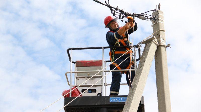 Филиал «Мордовэнерго» продолжает реконструкцию и строительство новых энергообъектов
