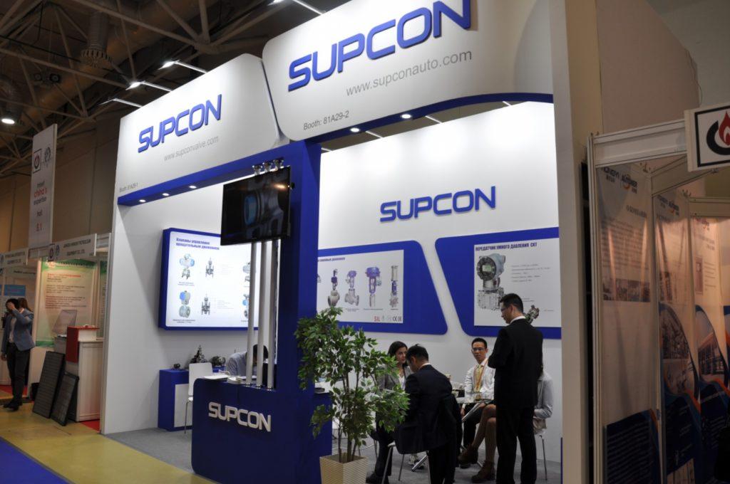 SUPCON ЭЛЕКТРО-2019, НЕФТЕГАЗ-2019 (ELECTRO-2019 NEFTEGAZ-2019) ENERGOSMI.RU