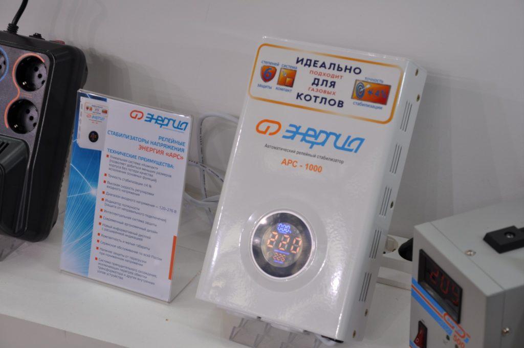 Автоматический релейный стабилизатор.  ЭЛЕКТРО-2019, НЕФТЕГАЗ-2019 (ELECTRO-2019 NEFTEGAZ-2019) ENERGOSMI.RU