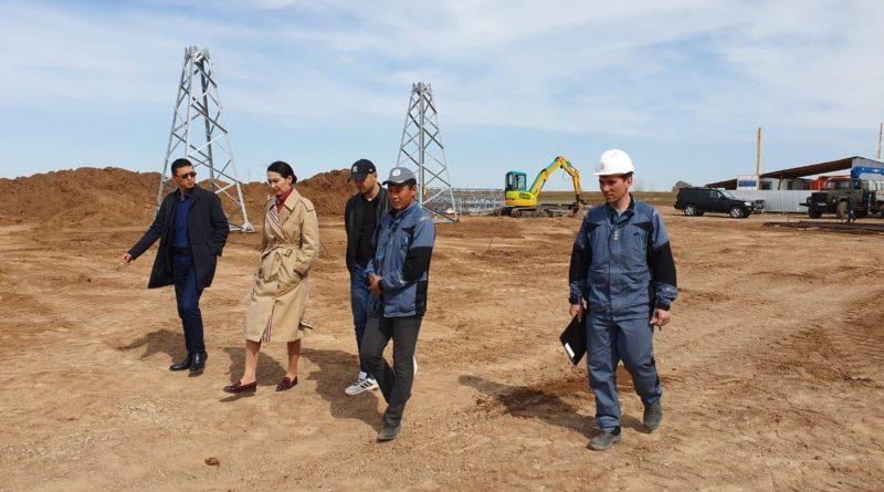 Группа компаний «Хевел» начала строительство первых солнечных электростанций в Калмыкии