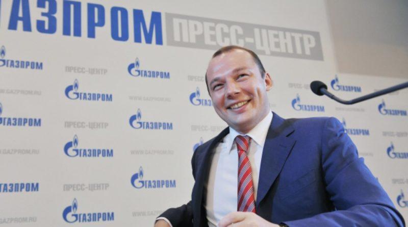 Глава Газпромэнергохолдинг Денис Федоров - ЭНЕРГОСМИ