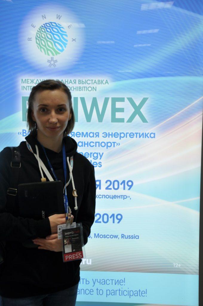Ждите ЭНЕГОСМИ на RENWEX -2019