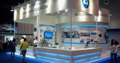 Росатом представил свои технологии на Китайской международной выставке атомной энергетики.