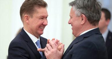 Shell объявила о выходе из совместного с ПАО «Газпром» проекта Балтийский СПГ