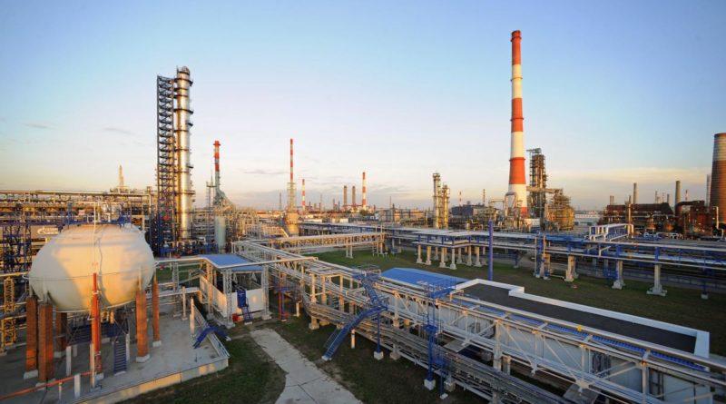 В Кемеровской области реконструируют комплекс по перекачке мазута и бензиновой фракции