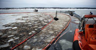 Госэкспертиза одобрила технологию ЛУКОЙЛа по ликвидации разливов нефти в Арктике