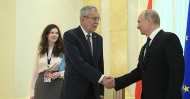 Александр Новак: «Российско-австрийское сотрудничество в нефтегазовом комплексе имеет продолжительную историю»